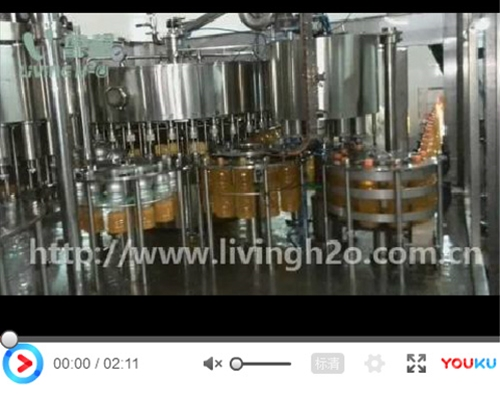 4 in 1 juice (with fruit pulp) filling machine