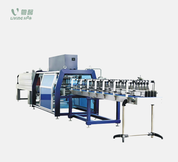 Automatic Linear Shrink-Wrapping Packing Machine (JYX-450A)
