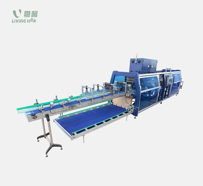 Automatic carton packaging machine (JYX-XB45)