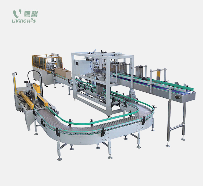 Automatic carton Forming-Feeding-Sealing packaging machine (JYX-KZF15)