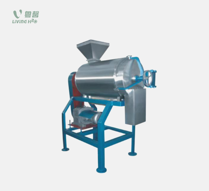 Pulping machine