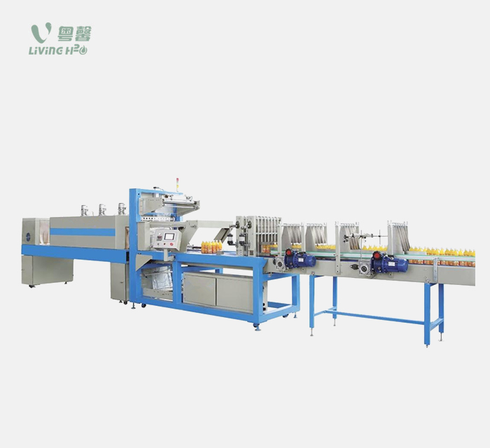 Automatic Linear Shrink-Wrapping Packing Machine (JYX-350A)